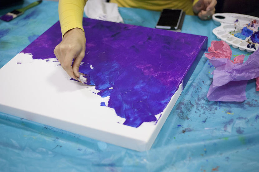 VCUarts Qatar unveils art therapy course