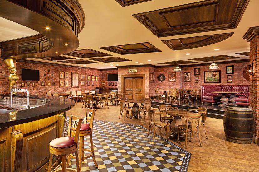 best pubs in Doha