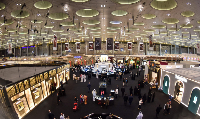 The Doha Jewellery & Watches Exhibition returns