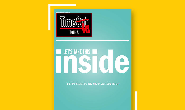 Time Out Doha magazine now available for free download