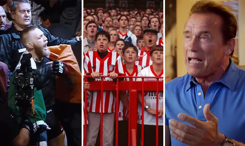 The best sports documentaries to watch on Netflix in Qatar