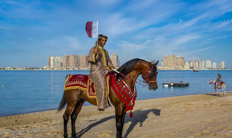 Stunning pictures of beaches in Qatar