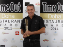 Best Romantic  Winner Bice, The Pearl Qatar  Highly Commended Pool Grill,  Four Seasons Doha