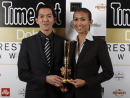 Best South- East Asian Winner Isaan, Grand Hyatt Doha  Highly Commended Spice Market, W Doha Hotel & Residences