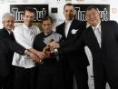Best Steakhouse Winner JW's  Steakhouse, Doha Marriott  Highly Commended Bentley's Grill, Ramada Plaza Doha