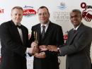 Jurger Lepping, Robin Hanksmt and Senerath Sakura - Winner for Best Japanese