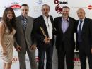 Katia Acaf, Mohammed Alayan, Khaled Breich and Wassef Malaeb Layali - Winner for Best Middle Eastern