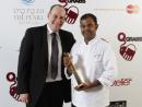 Martin Foltin and Darsin Joseph Spice Market - Winner for Best South East Asian