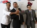 Toni Issa Saffron Lounge - Winner for Best Indian