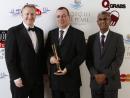 Jurger Lepping, Robin Hanksmt and Senerath Ruby Wu's - Winner for Best Chinese