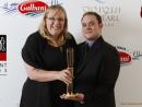 Ashley Abernathy and Sean Burnside Ric's Kountry Kitchen - Winner for Best Budget Eat