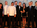 Best Seafood: The Fish Market, InterContinental DohaHighly Commended: L'Wzaar, Katara Cultural Village