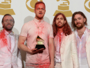 Rock performance: 'Radioactive' – Imagine Dragons