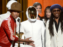Record of the year: 'Get Lucky' – Daft Punk with Pharrell Williams and Nile Rodgers