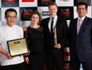 Best Chinese: Hakkasan, The St Regis DohaHighly commended: Chopsticks, Wyndham Grand Regency Doha