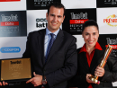 Best Bar Food: The Jazz Club, Oryx RotanaHighly commended: Champions Sports Bar & Restaurant, Renaissance Doha City Center Hotel