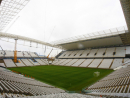 Arena de Sao PauloCapacity: 65,807City: Sao PauloMatches: Brazil vs. Croatia (June 12), Uruguay vs. England (June 19), Netherlands vs. Chile (June 23), Korea Republic vs. Belgium (June 26), round of 16 (July 1), semi-final (July 9)Graced with the opening game of the tournament, Brazil vs. Croatia, as well as a semi-final and a host of other group games, the Arena de Sao Paulo will be one of the showpiece stadiums of the 2014 FIFA World Cup. This newly constructed venue is also a boost to the club that will call it home, Corinthians Paulista. Of Sao Paulo's three biggest clubs, Corinthians was previously the only one that did not own a stadium suitable to host a game at the tournament. Situated in one of Sao Paulo's most deprived areas, the stadium is expected to encourage local rejuvenation.