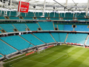 Arena Fonte NovaCapacity: 48,747City: SalvadorMatches: Spain vs. Netherlands (June 13), Germany vs. Portugal (June 16), Switzerland vs. France (June 20), Bosnia and Herzegovina vs. Iran (June 25), round of 16 (July 1), quarter-final (July 5)Rising up on the site of the original Fonte Nova, this new, purpose-built stadium will host some high-profile games at the FIFA World Cup. The original Fonte Nova was built in 1951 and hosted the derby between Salvador's Esporte Clube Bahia and Esporte Clube until it was closed in 2007 and demolished three years later. The new stadium is modelled on its predecessor with a lightweight metal roof as well as facilities including a football museum, restaurants, shops and hotels.