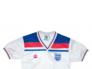 England 1980-83This classic Admiral top was the team's kit for the 1982 World Cup, a tournament they were knocked out of early, despite not losing a game. www.classicfootballshirts.co.uk