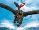 How to Train Your Dragon 2Director: Dean DeBloisStars: Jay Baruchel, Kristen Wiig, America FerreraReturning to the island of Berk, this sequel sees Hiccup and his dragon best friend Toothless reunited and discovering new lands. But a journey to the edge of the island sees the pair discover a secret ice cave and hundreds of wild dragons, as well as the intriguing Dragon Rider. Fans of the first animation will enjoy the fast-paced dragon flying scenes, witty script and inspired animation. Time Out staff