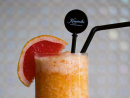 Marsa Malaz Temptation Café Murano, QR45 Marsa Malaz Kempinski, The Pearl Qatar, open daily 8am-10pm (4035 5011).The hotel tempts, and it's difficult to resist. Three freshly squeezed juices come together in harmony – orange, passion fruit, and grapefruit – with a splash of ginger ale for some fizz. A winning accompaniment to a book, pool deck chair, or both as you wile away a few hours and relax in fruity splendour.