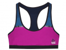 CrossFit RacerLadies, stay secure with this CrossFit inspired sports bra from Reebok.QR295, www.sivvi.com.