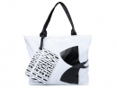 Gym toteThis cute tote from Under Armour is a refreshing change to overtly sporty bags. QR130, www.sivvi.com.