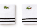 Fashionable wristbandsDon't dare play team sports without your designer wristbands.QR90, Lacoste (4029 1438).