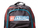 Billabong backpackForget boring old duffel bags and look jazzy while carrying your kit to the gym.QR325, www.sivvi.com.