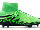 Football feetWant to stand out on the pitch? Get these Nike Hypervenom Phatal shoes.  QR850, www.sivvi.com.