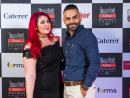 Sara al Amir and Ramez Alloush