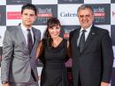 Tamer Lachine, Chanelle Vivian and Alan Massouh