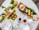 SaturdaysAfternoon Tea at NobuAfternoon tea with a Japanese twist? We're sold! Try the umami savoury and okashi sweet bites along with some matcha tea, and a tea, coffee or a special beverage of your choice. In any case, there's always a good reason to go to Nobu, one of the city's finest Asian restaurants.QR195 (classic tea set), QR240 (sparkling tea set). Sat 3pm-6pm. Ongoing. Four Seasons Hotel Doha, West Bay (4494 8600).