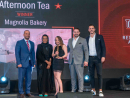 BEST AFTERNOON TEA WINNER - Magnolia BakeryMondrian Doha (4045 5999).