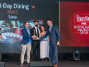 BEST ALL-DAY DINING WINNER - SawaMarsa Malaz Kempinski (4035 5011).