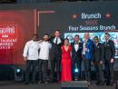 BEST BRUNCH WINNER - Four Seasons BrunchFour Seasons Hotel Doha (4494 8888).
