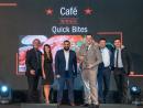 BEST CAFE WINNER - Quick BitesMarriott Marquis City Center Doha Hotel, West Bay (4419 6100).