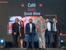BEST CAFE WINNER - Quick BitesMarriott Marquis City Center Doha Hotel, West Bay (4419 6100).