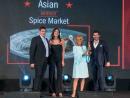 BEST ASIAN WINNER - Spice MarketW Doha Hotel & Residences, West Bay (4453 5000).