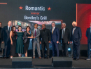 BEST ROMANTIC WINNER - Bentley's GrillRadisson Blu Hotel Doha (4428 1555).