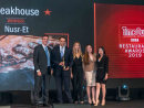 BEST STEAKHOUSE WINNER - Nusr-EtSheraton Grand Doha Resort and Convention Hotel (4442 9339).
