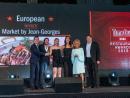 BEST EUROPEAN WINNER - Market by Jean-GeorgesW Doha Hotel & Residences, West Bay (4453 5000).