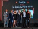 BEST ITALIAN WINNER - La SpigaW Doha Hotel & Residences, West Bay (4453 5135).