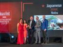 BEST JAPANESE WINNER - NobuFour Seasons Doha (4494 8500).