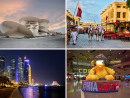 Are you the kind of person who visits attractions only to get marvellous pictures for Instagram? No shame in saying yes, we're guilty, too. Which is why we've compiled this epic list of the best spots in Doha to get excellent content while soaking in the city's top sights (two birds with one stone) and maybe a few hundred more followers. Also, you don't have to pay a dime for any of them. You're welcome.