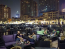 Jazz by the bay Although you're not going to be sitting on an actual bay, you can still listen to some top jazz tunes in Urban Jazz Kitchen's outdoor area. The marina waterfront on Porto Arabia has beautiful sea views, lit up by the towers on the side. Every Wednesday and Thursday, you can catch live music from 7pm until 10pm while munching on some delicious American bites.The menu has recently been revamped and if you're not sure what to pick, just opt for the Lousiana crab cakes. Seafood and live jazz on a chilly winter night, we can't think of a better week night out.Wed, Thu 7pm-10pm. Urban Jazz Kitchen. 10 La Croisette, Porto Arabia, The Pearl-Qatar (4409 5269).