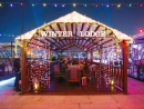 Westin Winter LodgeMix Bar's terrace area has been transformed into a winter wonderland with a chic yet cosy ambience. There are beautiful glass igloos and spectacular lights above and around. Festive ornaments make the space even more vibrant. Take your friends and book one of these igloos. You can eat, drink, unwind and make merry.Open daily 5pm-3am. The Westin Doha Resort & Spa, Fereej Bin Mahmoud (3359 8514).