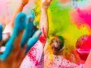 The Color RunTake part in the happiest 5k on the planet. It's going to be a really colourful morning. Click here for all the details.