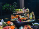 Have all-you-can-eat sushiEnjoy unlimited sushi in one of Doha's top Japanese restaurants. This is where you need to go.