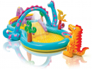 QR185 Intex dinosaur slideDon't have a pool? Don't worry, the kids will be just as happy with this mini water slide.www.amazon.com.